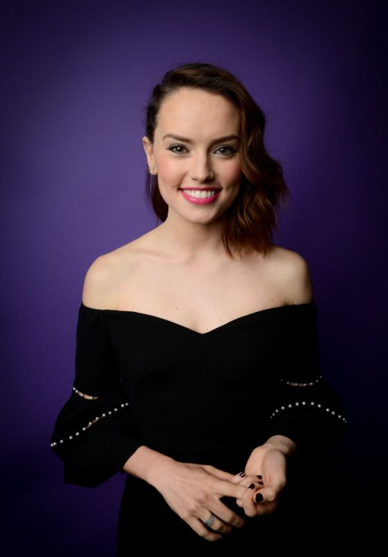 DIASY RIDLEY for Disney D23 Expo, July 2017