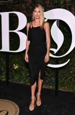 DOUTZEN KROES at Business of Fashion Celebrates #bof500 in New York 09/09/2017
