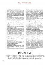 DOUTZEN KROES for Grazia Magazine, Italia September 2017