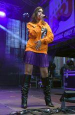 DUA LIPA Performs at a Concert in Berlin 09/02/2017