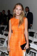 DYLAN PENN at Oscar De La Renta Fashion Show at NYFW in New York 09/11/2017
