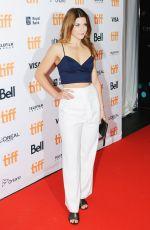 ELISA BAUMAN at 2017 Toronto International Film Festival Soiree 09/06/2017
