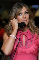 ELIZABETH HURLEY at BGC Charity Day in London 09/11/2017