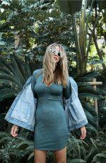 ELIZABETH TURNER for Nelly Lookbook, Spain 2017