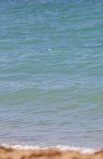 ELIZABETH TURNER in Bikini on the Beach in Hawaii 09/10/2017