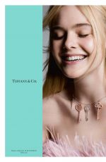 ELLE FANNING for Tiffany & Co. Fall 2017 Campaign