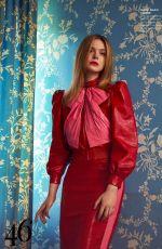 ELLE FANNING in Style Magazine, Germany September 2017