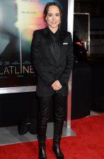 ELLEN PAGE at Flatliners Premiere in Los Angeles 09/27/2017