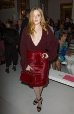 ELLIE BAMBER at Jasper Conran Fashion Show at London Fashion Week 09/16/2017