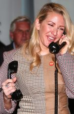 ELLIE GOULDING at BGC Charity Day in London 09/11/2017