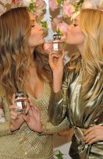 ELSA HOSK and JOSEPHINE SKRIVER Celebrate New Love Fragrance in New York 09/07/2017