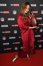 EMILY ATACK and AMELIA LILY at NFL UK Kick-off Party in London 09/10/2017