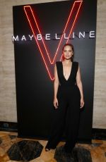 EMILY DIDONATO at Maybelline Mansion Presented by V in New York 09/09/2017