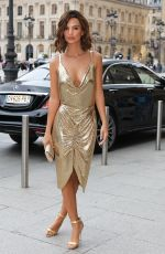 EMILY RATAJKOWSKI Arrives at Harper