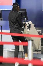 EMILY RATAJKOWSKI at Los Angeles International Airport 09/11/2017