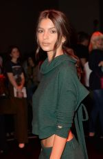 EMILY RATAJKOWSKI at Paco Rabanne Fashion Show in Paris 09/28/2017