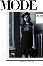 EMILY RATAJKOWSKI in Madame Figaro Magazine, September 2017