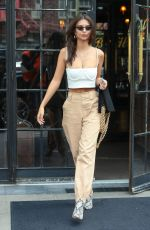 EMILY RATAJKOWSKI Out and About in New York 09/13/2017