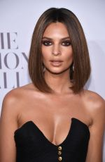 EMILY RATAJKOWSKI Rhianna's 3rd Annual Diamond Ball in New York 09/14/2017
