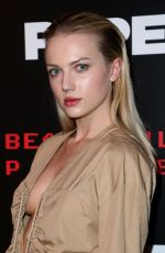 EMILY RUHL at Paper Magazine Beautiful People Release Party in New York 09/12/2017