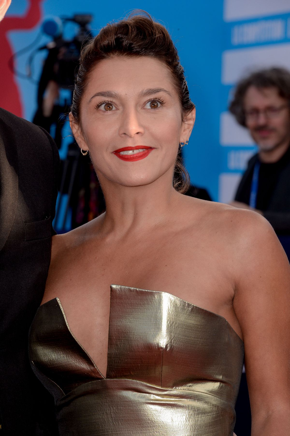 EMMA DE CAUNES at 43rd Deauville American Film Festival Opening Ceremony 09/01/2017