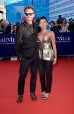 EMMA DE CAUNES at 43rd Deauville American Film Festival Opening Ceremony 09/01/2017