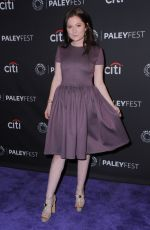 EMMA KENNEY at Paleyfest Fall Preview Presents Shameless in Beverly Hills 09/06/2017