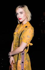 EMMA ROBERTS at Coach Fashion Show at New York Fashion Week 09/12/2017