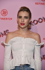 EMMA ROBERTS at Refinery29 Third Annual 29rooms: Turn It Into Art Event in Brooklyn 09/07/2017