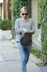 EMMA ROBERTS Out Shopping in West Hollywood 09/18/2017