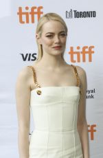 EMMA STONE at Battle of the Sexes Premiere at 2017 TIFF in Toronto 09/10/2017