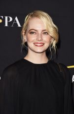 EMMA STONE at hfpa & Instyle Annual Celebration of 2017 TIFF 09/09/2017