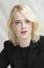 EMMA STONE - Battle of the Sexes Press Conference at 2017 Toronto International Film Festival 09/10/2017