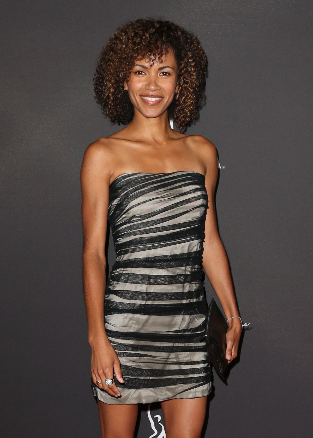 ERICA LUTTRELL at Dynamic & Diverse Emmy Reception in Los Angeles 09/12/2017