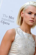 ERIN RICHARDS at Metropolitan Opera Opening Night in New York 09/25/2017