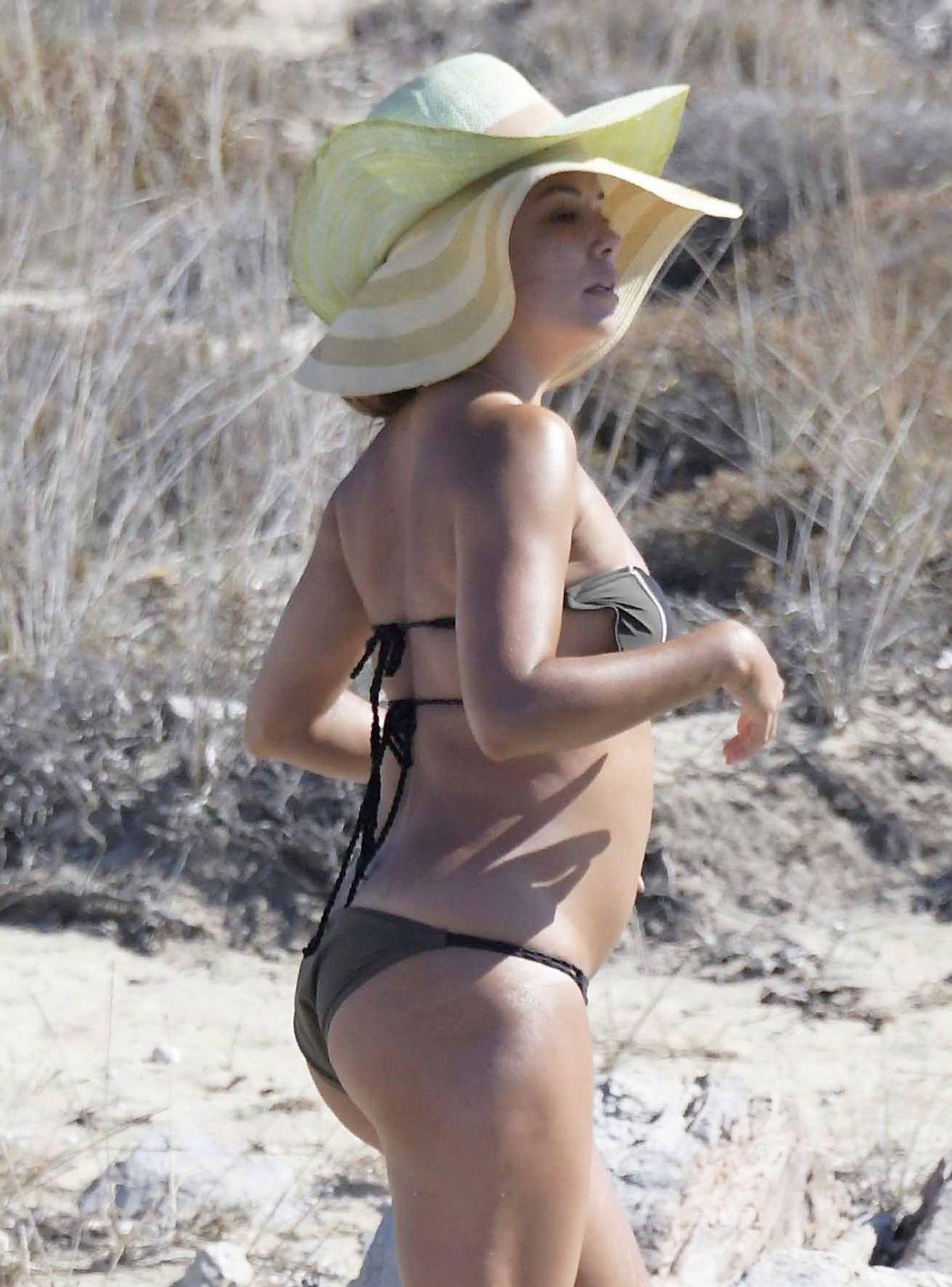 Eva longoria bikini candids beach in delos greece naked (27 photos), Topless Celebrity image