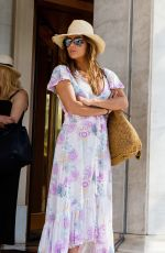 EVA LONGORIA on Holiday in Athens 09/04/2017