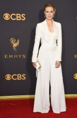 EVAN RACHEL WOOD at 69th Annual Primetime EMMY Awards in Los Angeles 09/17/2017