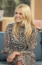 FEARNE COTTON at This Morning Show in London 09/07/2017