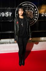 FEFE DOBSON at Canada Goose 60th Anniversary Party in Toronto 09/09/2017
