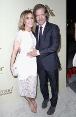 FELICITY HUFFMAN at Hollywood Reporter and Sag-aftra Nominees Night in Beverly Hills 09/14/2017