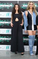 FIFTH HARMONY at Rockcorps Photocall at Makuhari Messe in Chiba City 09/02/2017