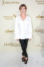 GABRIELLE CARTERIS at Hollywood Reporter and Sag-aftra Nominees Night in Beverly Hills 09/14/2017