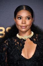GABRIELLE UNION at 69th Annual Primetime EMMY Awards in Los Angeles 09/17/2017
