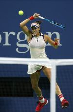 GARBINE MUGURUZA at 2017 US Open Tennis Championships 09/03/2017
