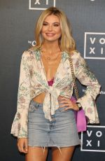 GEORGIA TOFFOLO at Voxi Launch Party in London 08/31/2017