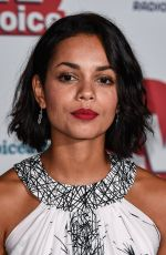 GEORGINA CAMPBELL at TV Choice Awards in London 09/04/2017