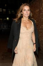 GERI HALLIWELL at Childline Ball 2017 in London 09/28/2017
