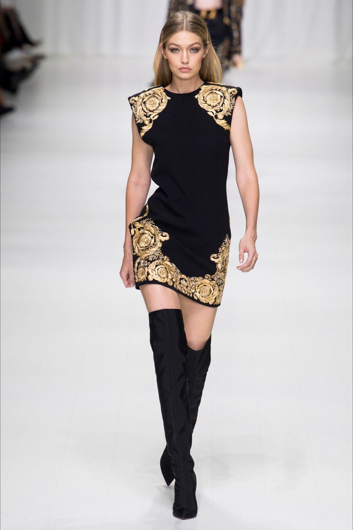Gigi hadid archives page 3 of 78 hawtcelebs hawtcelebs for Gigi hadid fashion week