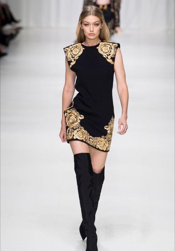 Gigi hadid archives hawtcelebs hawtcelebs for Gigi hadid fashion week
